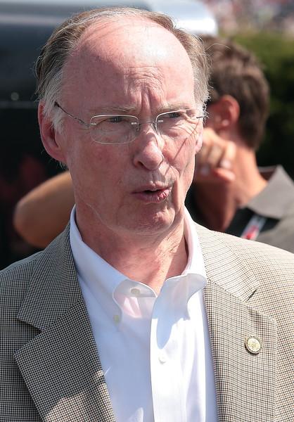 Alabama Govenor Robert Bentley Honda Grand Prix of Alabama