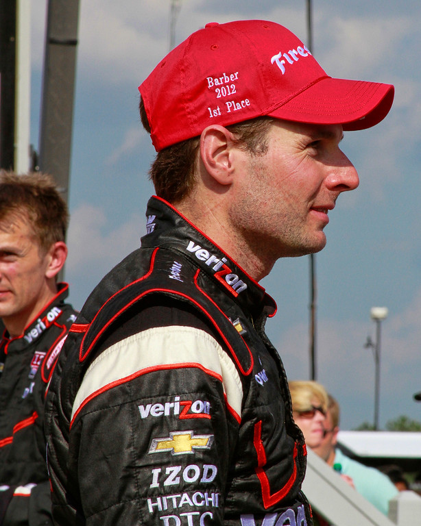 IndyCar Driver Will Power Barber 2012 1st Place