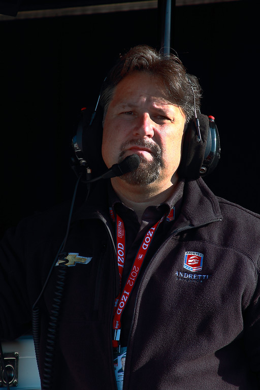 Racing Legend Michael Andretti