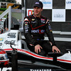 IndyCar Driver Will Power Cintas Hat Victory Lane 2012 Barber Winner