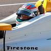 IndyCar Driver Simona de Silvestro HVM Racing