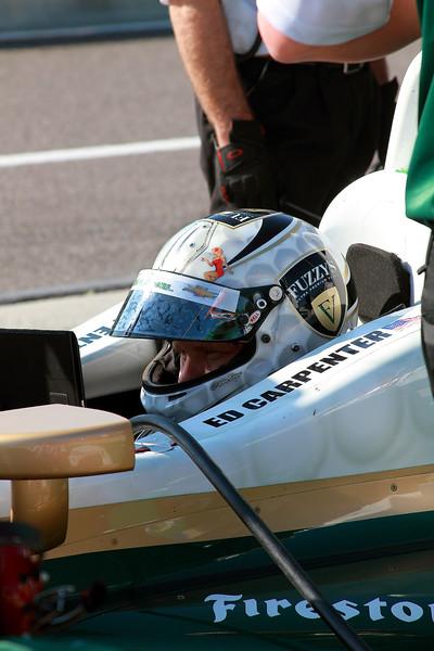IndyCar Driver Ed Carpenter
