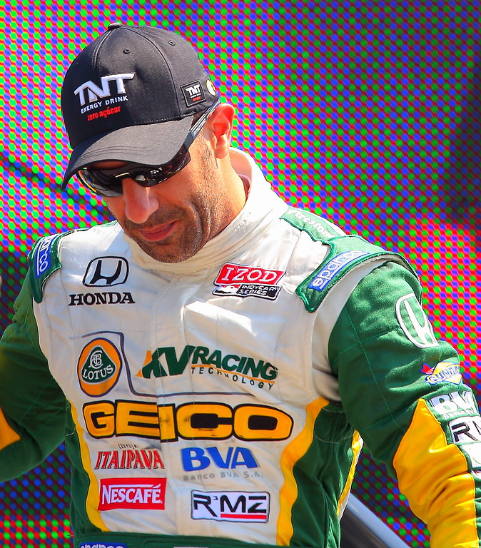 KV Racing Tony Kanaan