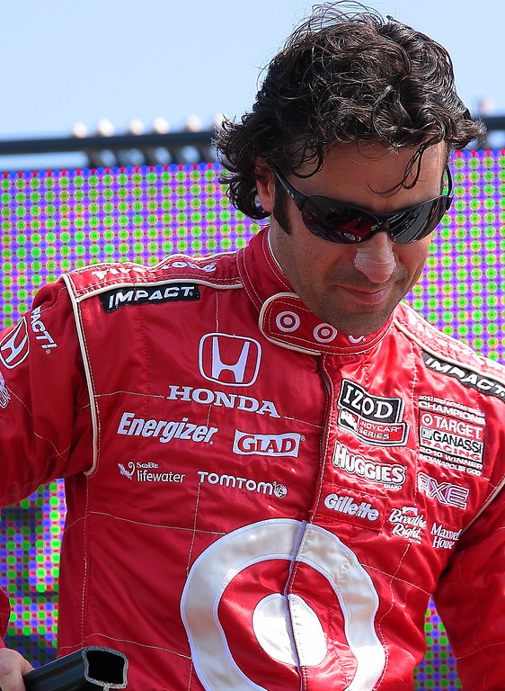 Target Chip Ganassi Racing Dario Franchitti
