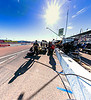 5 James Hinchcliffe ready for blast off