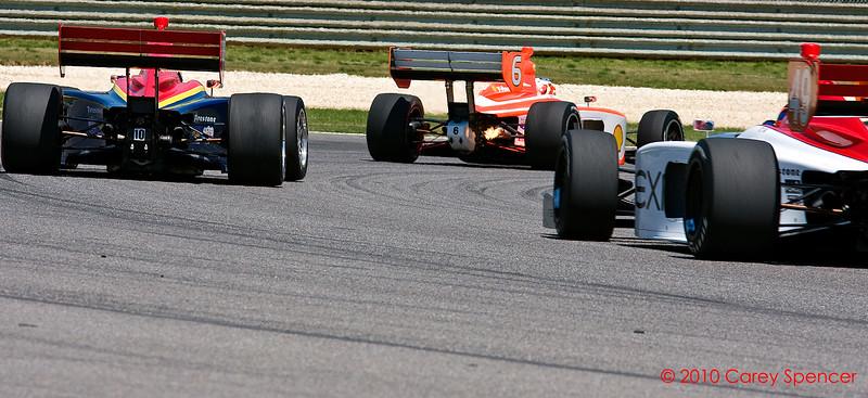 Firestone Indy Lights Barber Motorsports Park Alabama