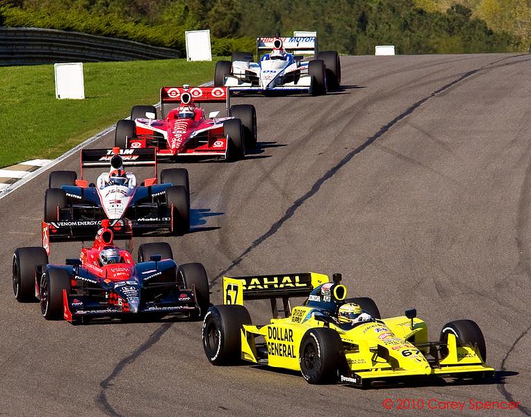 Indy Grand Prix of Alabama Graham Rahal