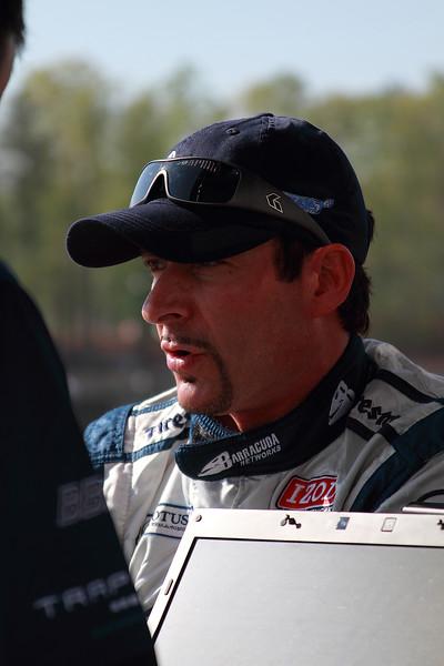 IndyCar Driver Alex Tagliana Team Barracuda