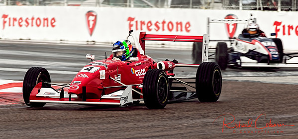 USF2000 Road To Indy