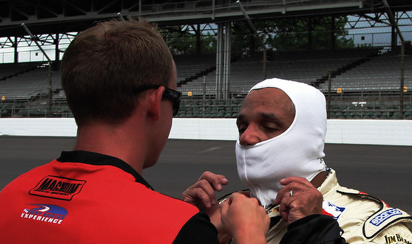 Indy Car Experience
