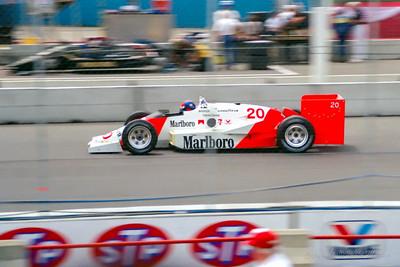 No.20 Emerson Fittipaldi.