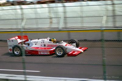 No.71 Jacques Villeneuve.