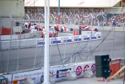 No.3 Bobby Rahal. No.20 Emerson Fittipaldi.