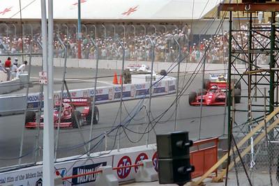 No.5 Mario Andretti.
