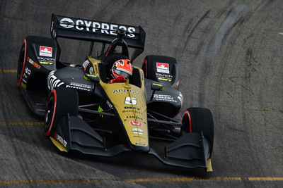 #5 James Hinchcliffe