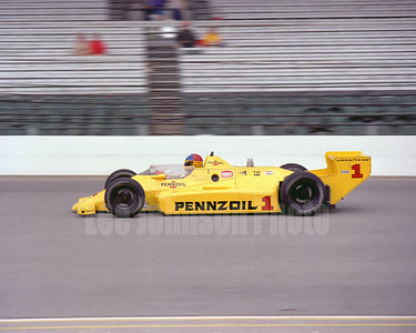 1 - Johnny Rutherford