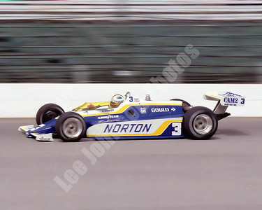 1981 Indy 500 Champion - Bobby Unser
