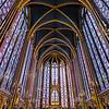 Sainte Chapelle, Paris, France (June 2018)