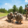 Mortar Live Fire Training