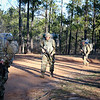 Bravo Company, 1st Battalion, 50th Infantry Regiment Land Navigation