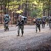 Bravo Company, 1st Battalion, 50th Infantry Regiment Land Navigation