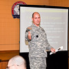 19 JAN 2011 - 198th Drill Sergeant Spouse Seminar.  Sand Hill, MCoE, Fort Benning, GA.  Photo by Sue Ulibarri.