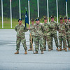 2nd Battalion, 54th Infantry Regiment Change of Responsibility