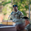 2nd Battalion, 58th Infantry Regiment Change of Responsibility