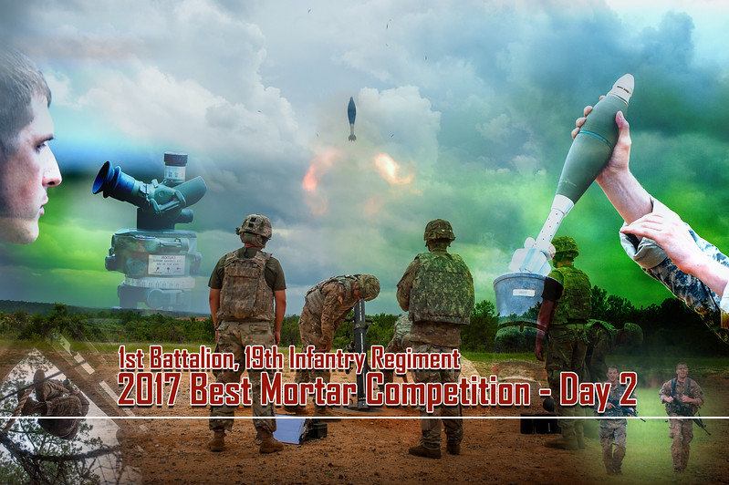 Best Mortar Competition – day 2