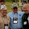 8 APR 2011 - 34th Annual Airborne Awards Festival Memorial Ceremony, Eubanks Field, MCoE, Fort Benning, GA.  Photo by Ed Barker.