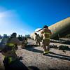 Mass Casualty MASCAL Training Exercise