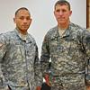 TEAM 15:<br /> <br /> SFC Riepe / SSG Santiago<br /> 4th Ranger Training Brigade