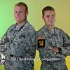 2011 Best Ranger Competition - Team #14 - SSG Cogle, SPC Broussard