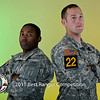 2011 Best Ranger Competition - Team #22 - SSG Fraley, SSG Vickers