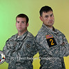 2011 Best Ranger Competition - Team #2 - SFC Pena, SGT Whitehead