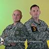2011 Best Ranger Competition - Team #3 - MSG Schoch, MSG Peterson