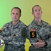 2011 Best Ranger Competition - Team #5 - MAJ Bush, MAJ Furman