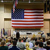 18 APR 2011 - Best Ranger Awards Ceremony, guest speaker Secretary of the Army HON John McHugh.  Freedom Hall, MCoE, Fort Benning, GA.  Photo by Kristian Ogden.