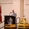 18 APR 2011 - Best Ranger Awards Ceremony, guest speaker Secretary of the Army HON John McHugh.  Freedom Hall, MCoE, Fort Benning, GA.  Photo by John D. Helms - john.d.helms@us.army.mil