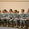 18 APR 2011 - Best Ranger Awards Ceremony, guest speaker Secretary of the Army HON John McHugh.  Freedom Hall, MCoE, Fort Benning, GA.  Photo by Kristian Ogden.