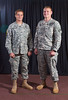 Staff Sgt. Christopher Broussard and Sgt. 1st<br /> Class Charles Cogle, 75th Ranger Regiment
