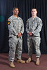 Sgt. 1st Class Adam Angrisanio and Sgt. 1st<br /> Class Thomas Blair, 82nd Airborne Division