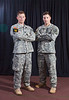 Staff Sgt. Christopher Holley and Staff Sgt.<br /> Joshua Howell, 10th Mountain Division