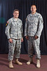 Capt. Kevin Raymond and Sgt. 1st Class<br /> Jason Diaz, U.S. Army Training Command