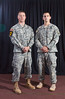 Capt. Alexander Rhoads and<br /> 1st Lt. James Teskey, 82nd Airborne Division