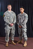 Staff Sgt. Joseph Liddle and<br /> Cpl. Nicholas Ige, 82nd Airborne Division