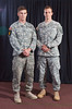 Staff Sgt. William Haney and Sgt. Brendon<br /> Wellendorf, 7th Infantry Division