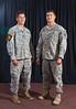 1st Lt. Kyle Cobb and<br /> 1st Lt. Kevin Higuchi, 25th Infantry Division