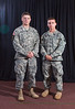 1st Lt. Julian Christe and 1st Lt. Matthew<br /> Burke, 3rd Infantry Division