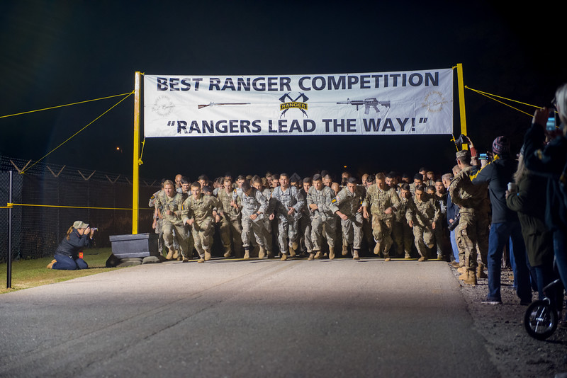 Best Ranger Competition – Day One